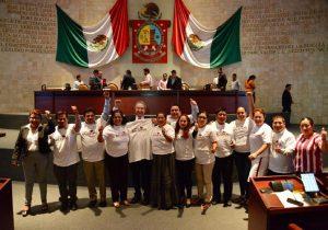 Aprueba Congreso de Oaxaca Guardia Nacional