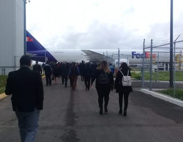 Estrena Tijuana puente comercial aéreo