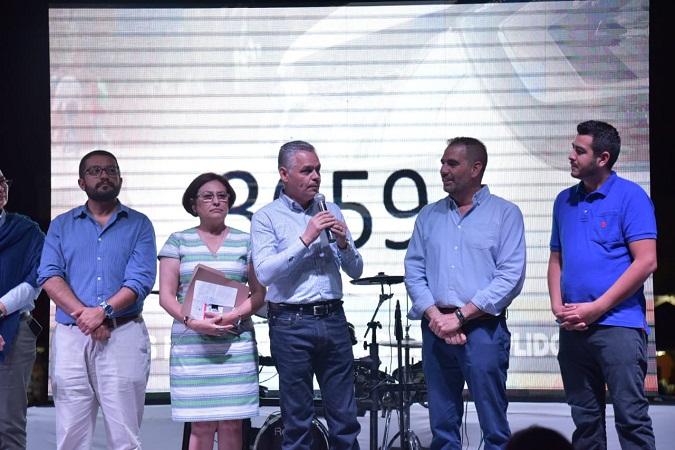 Ciudadano gana camioneta por pagar predial en Jesús María