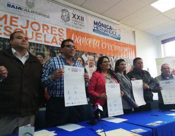 Unidos contra la violencia y el acoso escolar en Tijuana