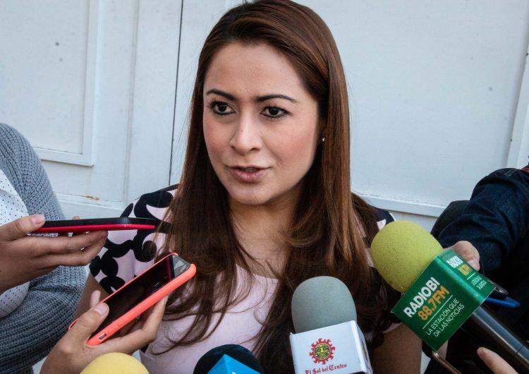 Confirma Tere separación del cargo para contienda electoral