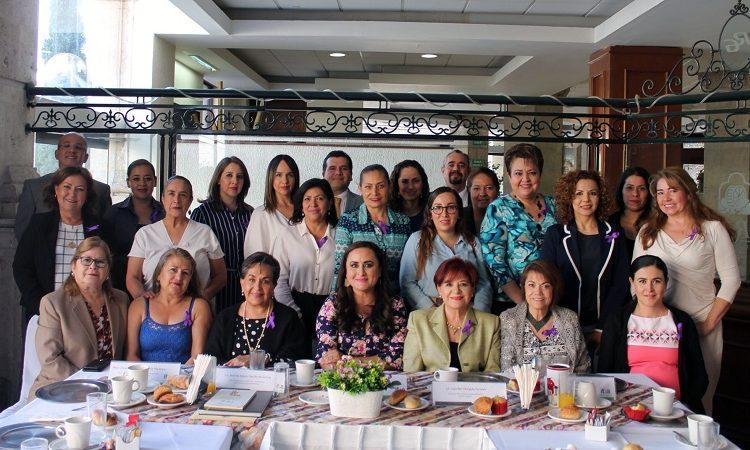 Presenta ITEA informe anual ante asociaciones de equidad de género