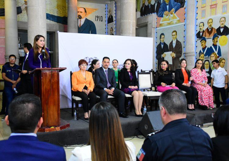 Exige Tere Jiménez actuación oportuna de la Fiscalía en casos de violencia de género