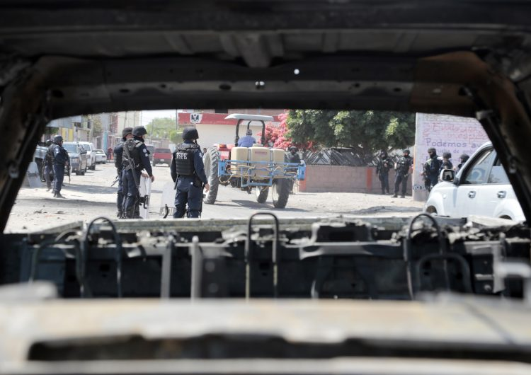 """Autoridades creen que """"El Marro"""" sigue en Guanajuato"""