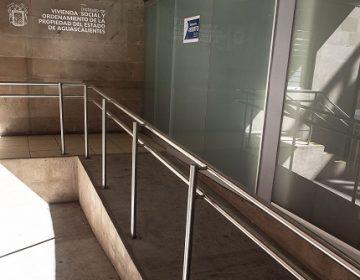 Realiza gobierno obras con accesibilidad para personas con discapacidad