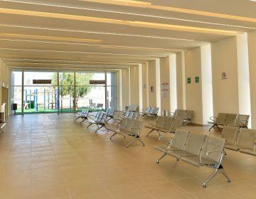 Ya cuenta Hospital Hidalgo con sala de espera y comedor para familiares de pacientes