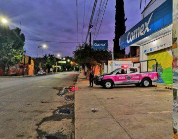 Coordinador de comunicación de Santa Lucía golpea y encarcela a su expareja