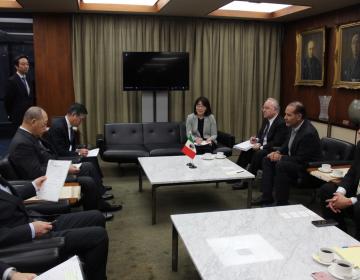 Se alían Gobierno de Aguascalientes y Cámara de la Industria japonesa