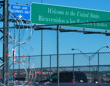 Estrangulan la frontera y EU ya los espera…