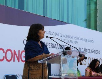Indispensable resignificar el 8 de marzo: Paloma Bonfil