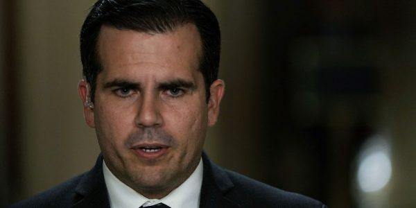 El gobernador de Puerto Rico lanzó una advertencia al presidente Donald Trump durante una entrevista con CNN. Foto: AFP/Archivo