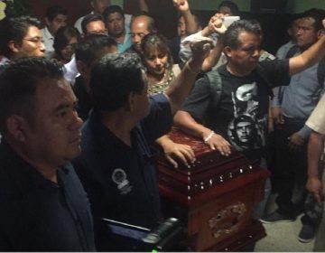 De luto Sección 22 de la CNTE por muerte de exdirigente; los momentos claves de Núñez Ginez