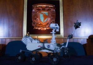 Nitrógeno, la clave que revelará a científicos de la UNAM y la NASA si existió vida en Marte