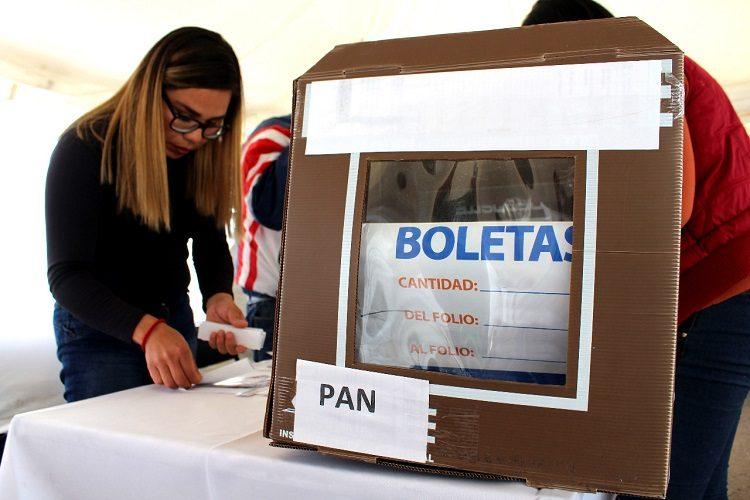 Tendrán panistas 6 horas para votar candidatura a la alcaldía de Aguascalientes