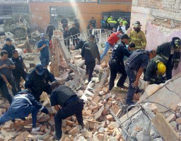 Se registra explosión en panadería por fuga de gas en Pabellón de Arteaga