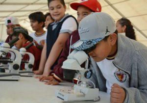 Muestran jóvenes de Jesús María habilidades en ciencia y tecnología