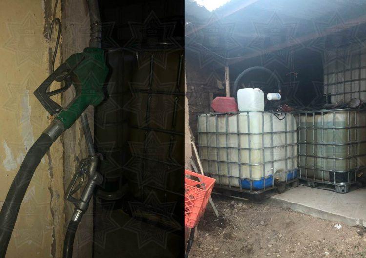 Decomisa CES combustible y vehículo en Namiquipa