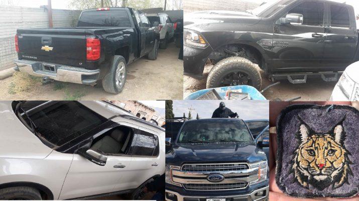 Asegura CES herramienta y vehículos en Buenaventura