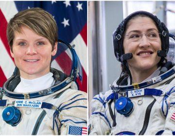 La NASA cancela caminata espacial de mujeres astronautas porque no tiene trajes de su talla