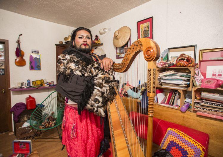 La Bruja de Texcoco sana con su música el machismo y la discriminación