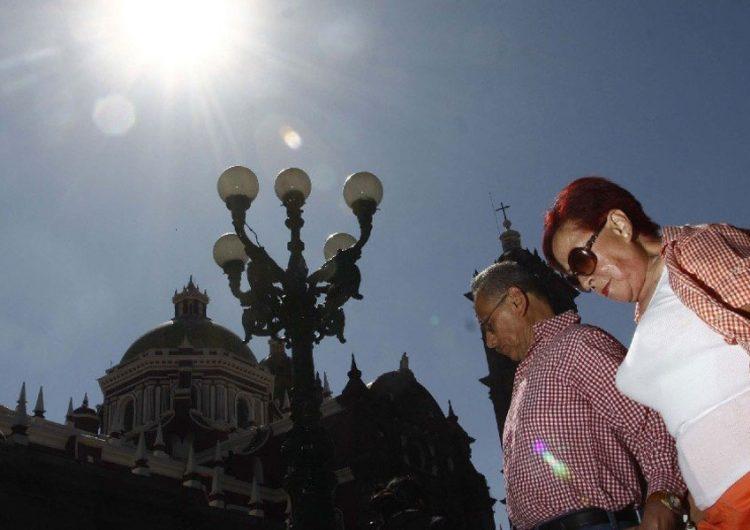 Pese a ola de calor no se han alcanzado los máximos históricos en Puebla