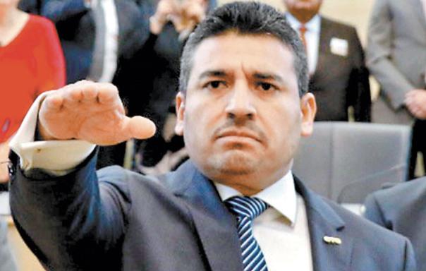 Fiscalía General: la construcción de una anomalía política
