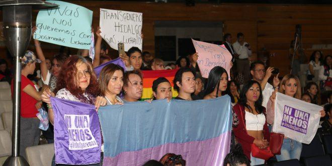 Avalan trans la iniciativa sexogénerica de Morena