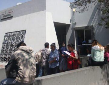 Conflicto en Issste Pachuca, por exigencia de servicio