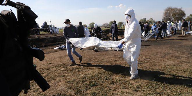 Muere 84% de los lesionados por la tragedia de Tlahuelilpan