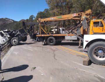 Recupera CEPC material peligroso tras volcadura en Urique
