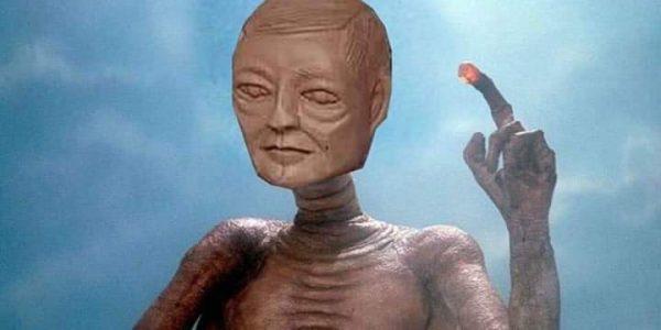 Estos son los mejores memes del busto de Benito Juárez