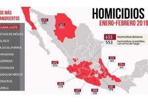 México en llamas y con un nuevo infierno: Guanajuato