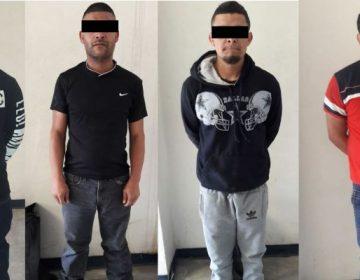 """Arrestan a presuntos integrantes de """"Los Mexicles"""" por posesión de droga"""