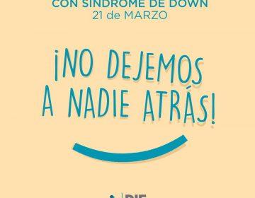 """Celebran hoy """"Día Mundial del Síndrome Down"""""""