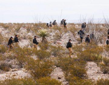 """Activistas respaldan a FGE en histórico juicio de """"El Navajo"""""""