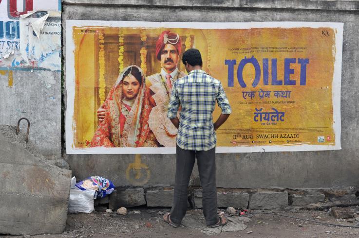 Un ministro de la India propone recolectar orina humana para hacer fertilizante