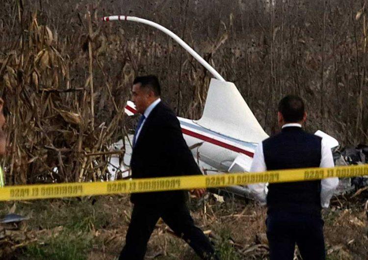 """Investigación sobre caída de helicóptero de Martha Erika, en fase """"culminante"""""""