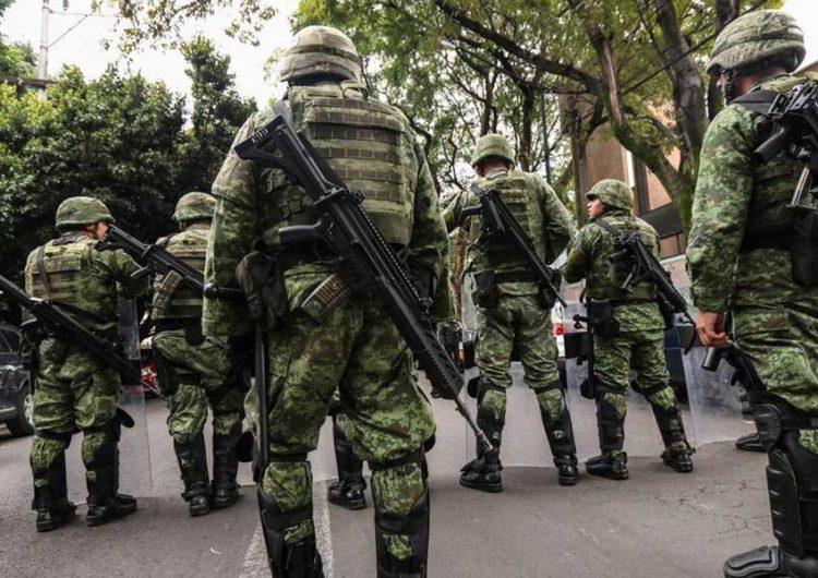 """Censuran en la Ibero la """"militarización"""" del país"""