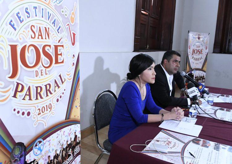 Recibirá con música el mes de abril festival en Parral