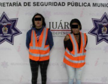 Aseguran a madre e hija narcomenudistas en Salvárcar
