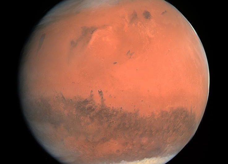 Gobiernos, empresarios y agencias espaciales han comenzado a competir por la exploración especial a Marte