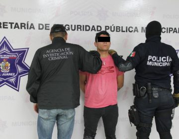 """Arresta SSPM a cabecilla de grupo criminal """"Los Mexicles"""""""