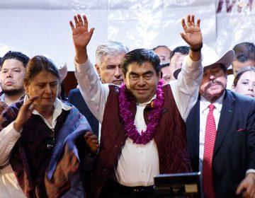 Acapara Morena con el 52.6% de preferencias electorales en Puebla