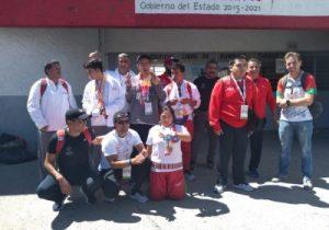 Atletas potosinos ganaron 12 medallas en olimpiadas especiales
