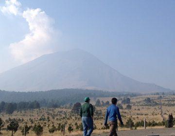 Alistan refugios dentro del Plan Popocatépetl
