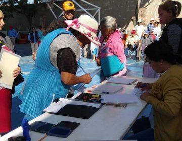 No se suspenderán programas sociales durante el periodo electoral