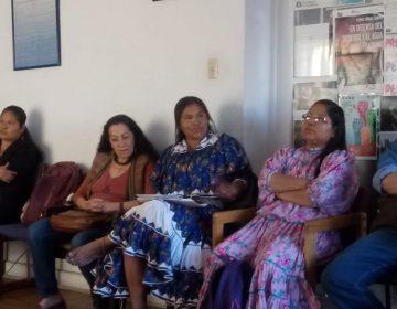 """""""Ser mujer indígena es soportar abusos y discriminación"""": Irma Chávez"""