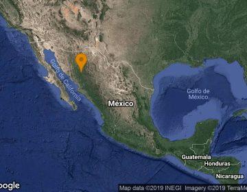 Sismo en Sonora no afectó a Madera: Protección Civil