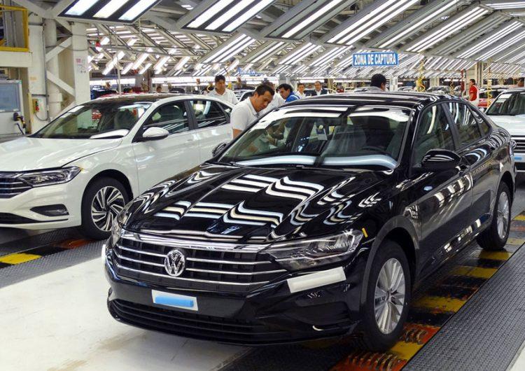 Prefieren en EU vehículos VW producidos en Puebla
