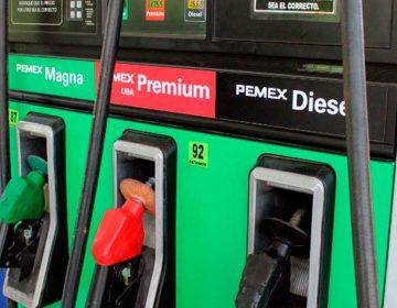 Gasolina se vende más cara en Puebla